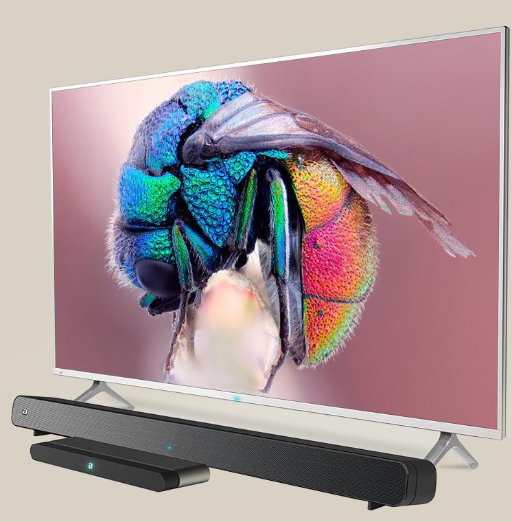 硬件结构上,大麦电视d43s传承d55s分体概念